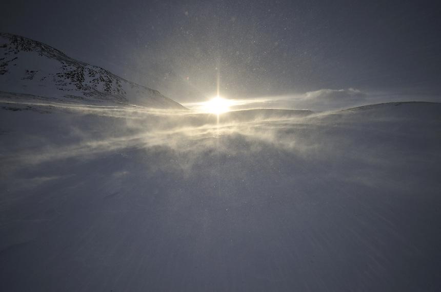 Windy day,Dovre national park,Norway Landscape, landskap,