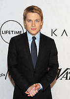 NEW YORK, NY - APRIL 13: Ronan Farrow at Variety's Power Of Women: New York at Cipriani Wall Street in New York City on April 13, 2018. <br /> CAP/MPI/JP<br /> &copy;JP/MPI/Capital Pictures