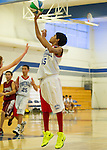 Foothill-SLAM NJB 7th/8th grade boys vs Redwood at LAHS, December 9, 2012.