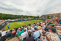 Den Bosch, Netherlands, 13 June, 2017, Tennis, Ricoh Open, overall view court one<br /> Photo: Henk Koster/tennisimages.com