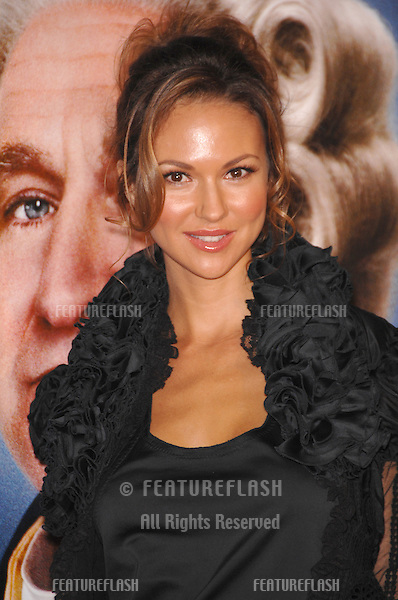 "Actress SVETLANA METKINA at the world premiere of ""Man of the Year"" at the Grauman's Chinese Theatre, Hollywood..October 4, 2006  Los Angeles, CA.Picture: Paul Smith / Featureflash"
