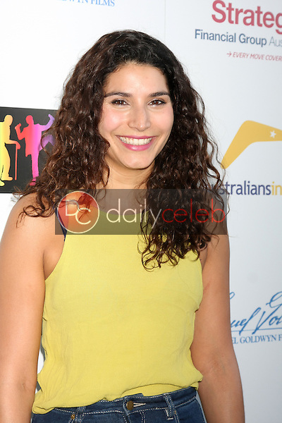 "Louisa Mignone<br /> at the ""That Sugar Film"" Premiere, Harmony Gold, Los Angeles, 07-20-15<br /> David Edwards/DailyCeleb.com 818-249-4998"
