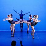 "English National Ballet Mixed Bill, ""Sinfonietta Giocosa"""