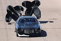 Feb 23, 2019; Chandler, AZ, USA; NHRA top sportsman driver Josh Edwards during qualifying for the Arizona Nationals at Wild Horse Pass Motorsports Park. Mandatory Credit: Mark J. Rebilas-USA TODAY Sports