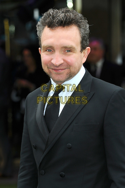 Eddie Marsan.The World Premiere of 'Snow White And The Huntsman', Empire Leicester Square, London, England..14th May 2012.headshot portrait black shirt blue stubble facial hair suit jacket .CAP/CJ.©Chris Joseph/Capital Pictures.
