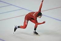 SPEEDSKATING: CALGARY: Olympic Oval, 26-02-2017, ISU World Sprint Championships, 500m Men, Håvard Holmefjord Lorentzen (NOR), ©photo Martin de Jong