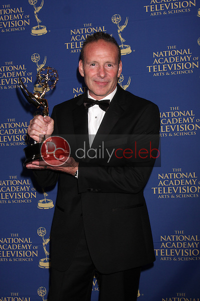 LOS ANGELES - JUN 20:  Mark Teschner at the 2014 Creative Daytime Emmy Awards at the The Westin Bonaventure on June 20, 2014 in Los Angeles, CA