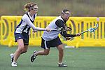 Santa Barbara, CA 02/19/11 - Thea Sigerman (UC Santa Cruz #16) and Alyssa Andrade (CSU Fullerton #5) in action during the CSU Fullerton-UC Santa Cruz game at the 2011 Santa Barbara Shootout.