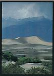 Death Valley National Park, Grapevine Mountains, Amargosa Range, sand dunes, storm