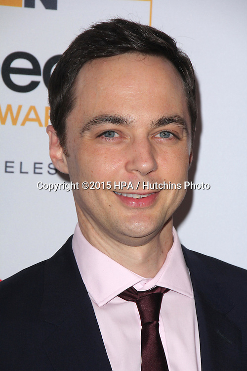 LOS ANGELES - OCT 23:  Jim Parsons at the 2015 GLSEN Respect Awards at the Beverly Wilshire Hotel on October 23, 2015 in Beverly Hills, CA