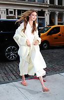 NOV 15 Gigi Hadid Seen In NYC