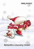 Roger, CHRISTMAS ANIMALS, WEIHNACHTEN TIERE, NAVIDAD ANIMALES, paintings+++++,GBRMCX-0015,#xa#