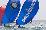 Sail For Gold Regatta - Weymouth 2012