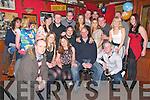 30th Birthday : Jonathon Celaya, Ballyheigue celebrating hi s30th birthday with family & friends at Kevin's Bar, Listowel on Saturday night last.