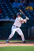 Oregon State Beavers Jacob Melton (29) at bat before an NCAA game against the New Mexico Lobos at Surprise Stadium on February 14, 2020 in Surprise, Arizona. (Zachary Lucy / Four Seam Images)