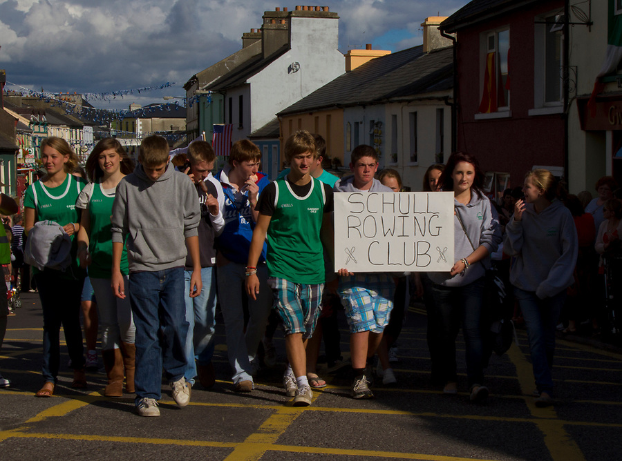 ISAF Team Racing Worlds 2011, Schull, West Cork, Ireland,