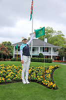 Yuka Yasuda (JPN) after the practice round of the Augusta National Womans Amateur 2019, Champions Retreat, Augusta, Georgia, USA. 05/04/2019.<br /> Picture Fran Caffrey / Golffile.ie<br /> <br /> All photo usage must carry mandatory copyright credit (© Golffile   Fran Caffrey)