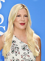 CENTURY CITY, CA - AUGUST 05: Tori Spelling attends the premiere of LD Entertainment's 'Dog Days' at Westfield Century City on August 5, 2018 in Century City, California.<br /> CAP/ROT<br /> &copy;ROT/Capital Pictures