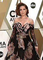 NASHVILLE, TN - NOVEMBER 13:  Halsey at the 53rd Annual CMA Awards at the Bridgestone Arena on November 13, 2019 in Nashville, Tennessee. (Photo by Scott Kirkland/PictureGroup)
