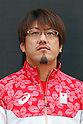 Daisuke Ikezaki (JPN), MAY 26, 2016 - : A press conference about presentation of Japan national team official sportswear for Rio de Janeiro Olympics 2016 in Tokyo, Japan. (Photo by Sho Tamura/AFLO SPORT)