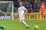 10.08.2019, wohninvest Weserstadion, Bremen, GER, DFB-Pokal, 1. Runde, SV Atlas Delmenhorst vs SV Werder Bremen<br /> <br /> DFB REGULATIONS PROHIBIT ANY USE OF PHOTOGRAPHS AS IMAGE SEQUENCES AND/OR QUASI-VIDEO.<br /> <br /> im Bild / picture shows<br /> Christian Groß / Gross (Werder Bremen #36)<br /> Einzelaktion, Ganzkörper / Ganzkoerper<br /> <br /> <br /> Foto © nordphoto / Kokenge