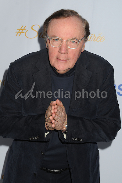 18 May 2015 - West Hollywood, California - James Patterson. 3rd Annual CBS Television Studios Rooftop Summer Soiree held at The London Hotel. Photo Credit: Byron Purvis/AdMedia
