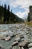 Aru, Kashmir, Northern India, India