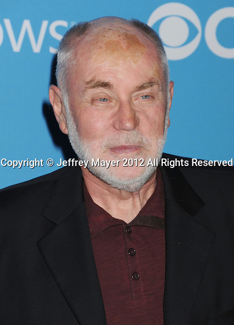 WEST HOLLYWOOD, CA - SEPTEMBER 18: Robert David Hall arrives at the CBS 2012 fall premiere party at Greystone Manor Supperclub on September 18, 2012 in West Hollywood, California.