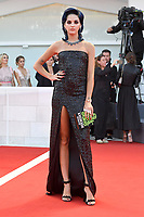 VENICE, ITALY - SEPTEMBER 5: Sita Abellan attends the premiere for Mother during the 74th Venice Film Festival on September 5, 2017 in Venice, Italy.<br /> CAP/BEL<br /> &copy;BEL/Capital Pictures