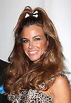 """Kelly Bensimon  attending Bette Midler's New York Restoration Project's Annual """"Hulaween in the Big Easy"""" at  the Waldorf Astoria on October 31, 2013  in New York City."""