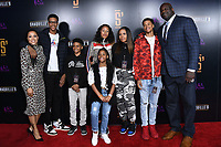 09 March 2019 - Los Angeles, California - Shaunie O'Neal, Shaquille O'Neal. Grand Opening of Shaquille's at L.A. Live held at Shaquille's at L.A. Live. <br /> CAP/ADM/BT<br /> &copy;BT/ADM/Capital Pictures