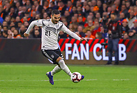 Ilkay Gündogan (Deutschland, Germany) - 24.03.2019: Niederlande vs. Deutschland, EM-Qualifikation, Amsterdam Arena, DISCLAIMER: DFB regulations prohibit any use of photographs as image sequences and/or quasi-video.