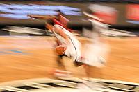 NEW YORK, EUA, 08.04.2017 - BROOKLYN NETS-CHICAGO BULLS -  Partida entre  Chicago Bull e Brooklyn Nets  no Barcleys Center em New York na noite deste sábado, 08. (Foto: William Volcov/Brazil Photo Press)