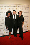 Rhonda Ross, Alvaro Domingo and Annika Pergament  Attend Hearts of Gold's 16th Annual Fall Fundraising Gala & Fashion Show Held at the Metropolitan Pavilion, NY  11/16/12