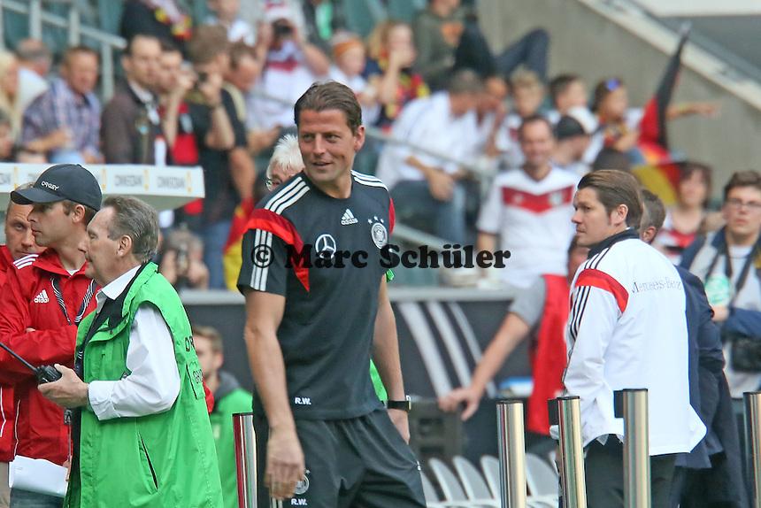 Roman Weidenfeller (D) - Deutschland vs. Kamerun, Mönchengladbach