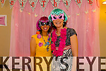 Pictured at the Gather by the Feale Womens Pampering Event 2015 on Sunday were Siobhan Lenihan and Liz Lane, Brosna who tried their hand at a bit of fancy dress on the day.