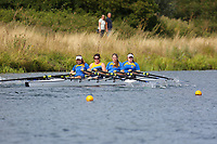 Race: 109  W.4x- (Band 2)  Heat 2<br /> <br /> Peterborough Summer Regatta 2018 - Saturday<br /> <br /> To purchase this photo, or to see pricing information for Prints and Downloads, click the blue 'Add to Cart' button at the top-right of the page.