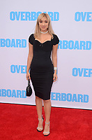 WESTWOOD, CA - APRIL 30: Marilyn Flores at the premiere of Overboard at the Regency Village Theatre on April 30, 2018 in Westwood, California Credit: David Edwards/MediaPunch