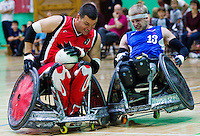 GB v Canada Wheelchair Rugby
