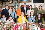 Aoife Fealy Causeway celebrates her confirmation with family at the storehouse on Friday