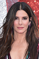 "Sandra Bullock<br /> arriving for the ""Ocean's 8"" European premiere at the Cineworld Leicester Square, London<br /> <br /> ©Ash Knotek  D3408  13/06/2018"