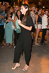 Tamara Falco attends the party of Nike and Roberto Tisci at the Casino in Madrid, Spain. September 15, 2014. (ALTERPHOTOS/Carlos Dafonte)