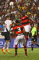 RIO DE JANEIRO, RJ, 22 DE FEVEREIRO 2012 - CAMPEONATO CARIOCA - SEMIFINAL - TAÇA GUANABARA - VASCO X FLAMENGO - Diego Souza, jogador do Vasco, durante partida contra o Flamengo, pela semifinal da Taça Guanabara, no estádio Engenhão, na cidade do Rio de Janeiro, nesta quarta-feira, 22. FOTO: BRUNO TURANO – BRAZIL PHOTO PRESS.