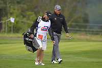 Lee Westwood (ENG) on the 3rd tee during Round 4 of the D+D Real Czech Masters at the Albatross Golf Resort, Prague, Czech Rep. 03/09/2017<br /> Picture: Golffile   Thos Caffrey<br /> <br /> <br /> All photo usage must carry mandatory copyright credit     (&copy; Golffile   Thos Caffrey)