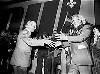 12 MAI 1980, APPUI DES ARTISTES POUR LE REFERENDUM