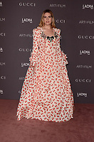 LOS ANGELES, CA - NOVEMBER 04: Hari Nef at the 2017 LACMA Art + Film Gala Honoring Mark Bradford And George Lucas at LACMA on November 4, 2017 in Los Angeles, California. <br /> CAP/MPI/DE<br /> &copy;DE/MPI/Capital Pictures