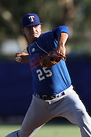 Casey Shane participates in the Area Code Games at Blair Field on August 5, 2012 in Long Beach, California. (Larry Goren/Four Seam Images)