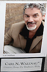 Celebrating 25 years of Pennsylvania Shakespeare Festival 2016 - opening night of Shakespeare's Julius Caesar and attending is actor Carl N. Wallnau who will be starring in Blithe Spirit and The Taming of the Shrew.  (Photo by Sue Coflin/Max Photos)
