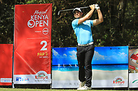 Haydn Porteous (RSA) during the third round of the Magical Kenya Open presented by ABSA, played at Karen Country Club, Nairobi, Kenya. 16/03/2019<br /> Picture: Golffile | Phil Inglis<br /> <br /> <br /> All photo usage must carry mandatory copyright credit (&copy; Golffile | Phil Inglis)