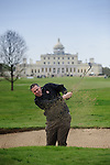 Corporate golf day - Booz Allen